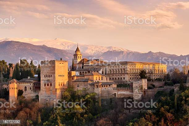 The Alhambra Stock Photo - Download Image Now