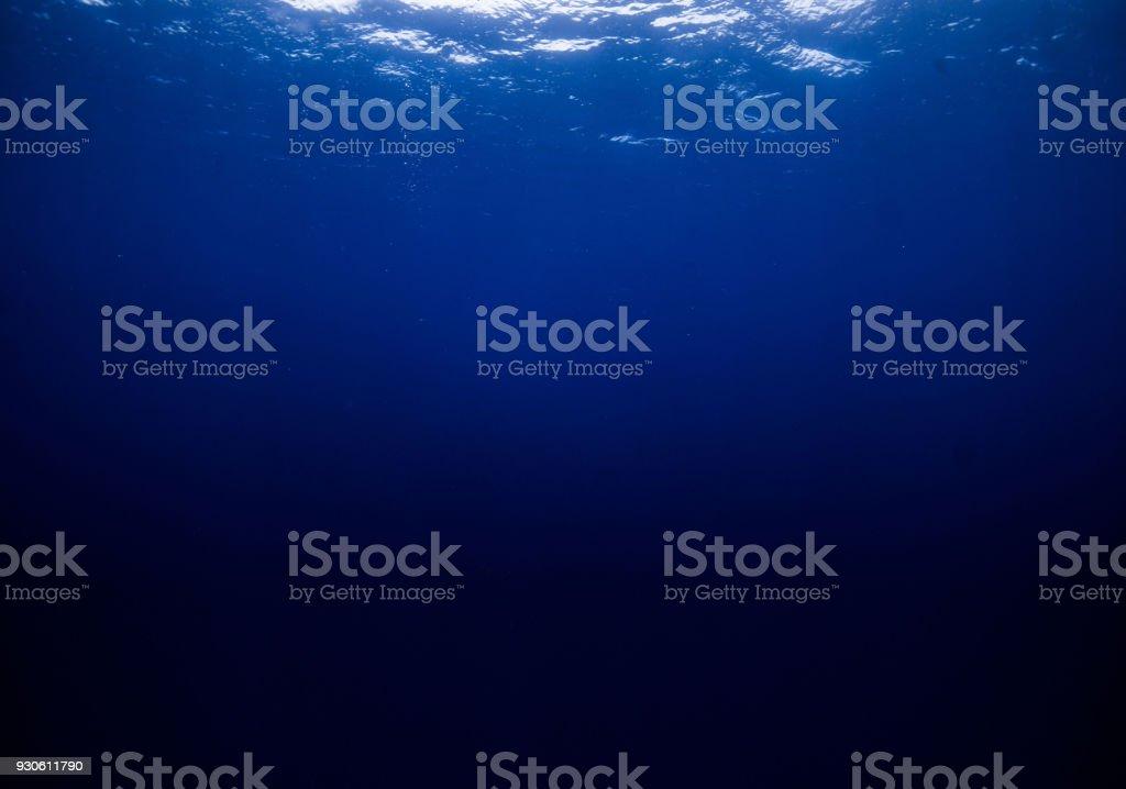 The Almighty Ocean stock photo