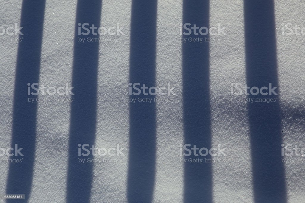 The alternation of light and dark bands. stock photo
