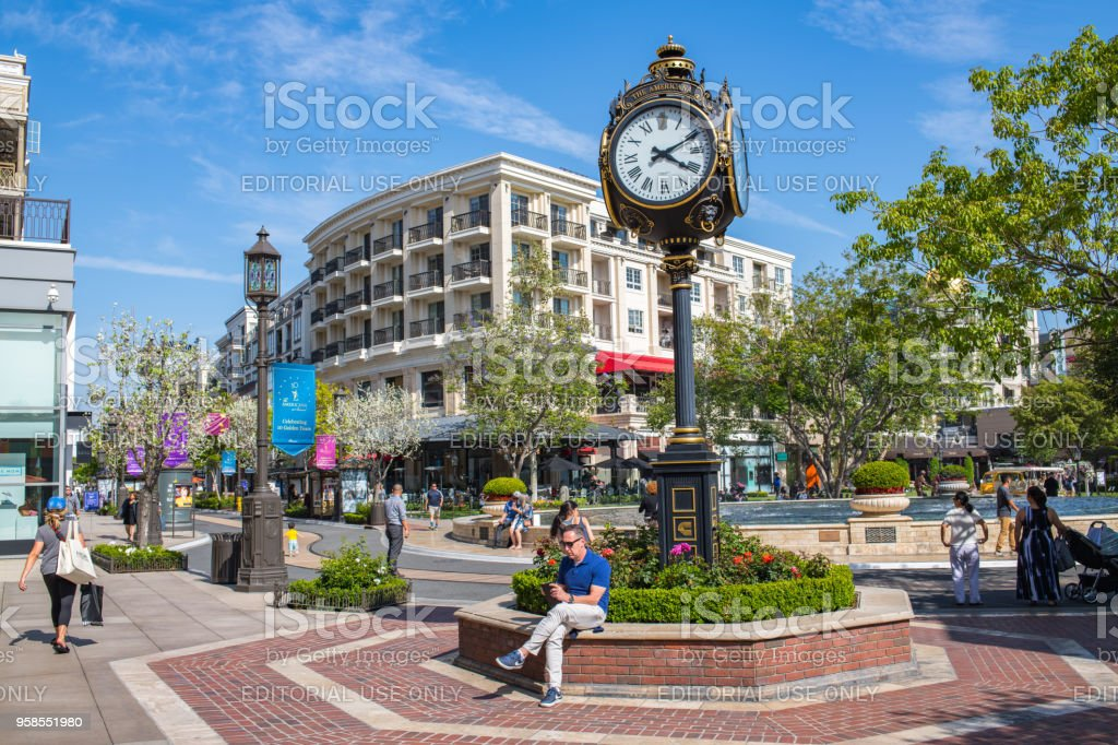 Americana At Brand >> The Americana At Brand Stock Photo Download Image Now Istock