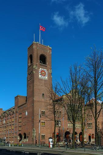 istock The Amsterdam Stock Exchange, Netherlands 537266708