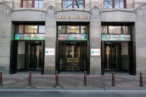 istock The Amsterdam Stock Exchange 468785824