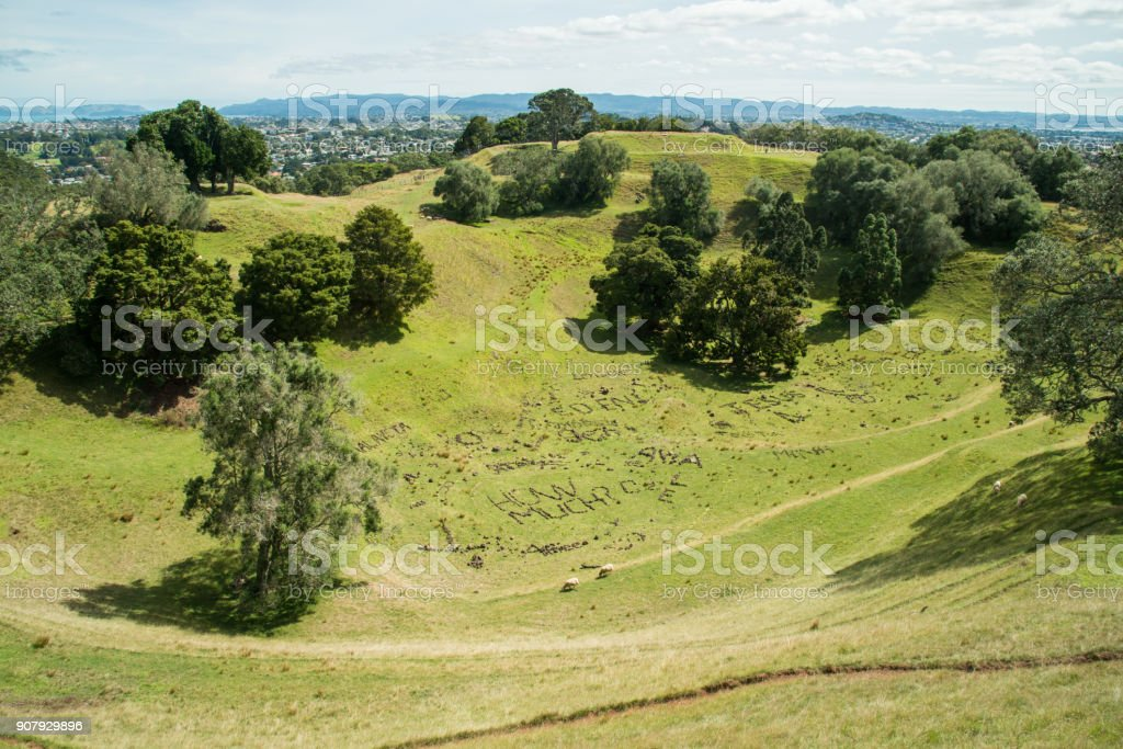 One Tree Hill is a 182-metre volcanic peak in Auckland, New Zealand....