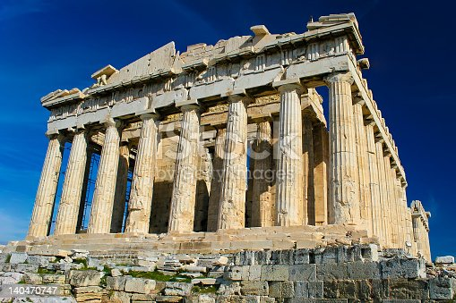 istock The ancient Greece temple the Parthenon 140470747