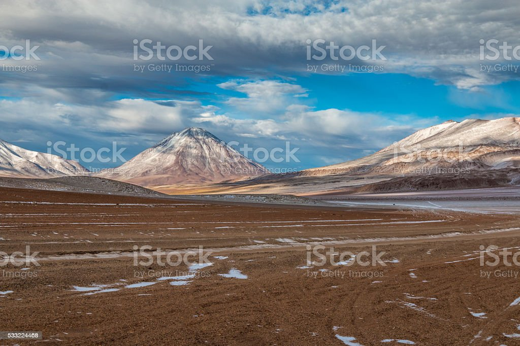 The Andes Mountains In Bolivia Stock Photo Download Image Now Istock