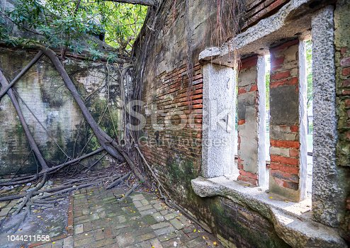 The Anping Tree House  is a former warehouse in Anping District, Tainan, Taiwan. The