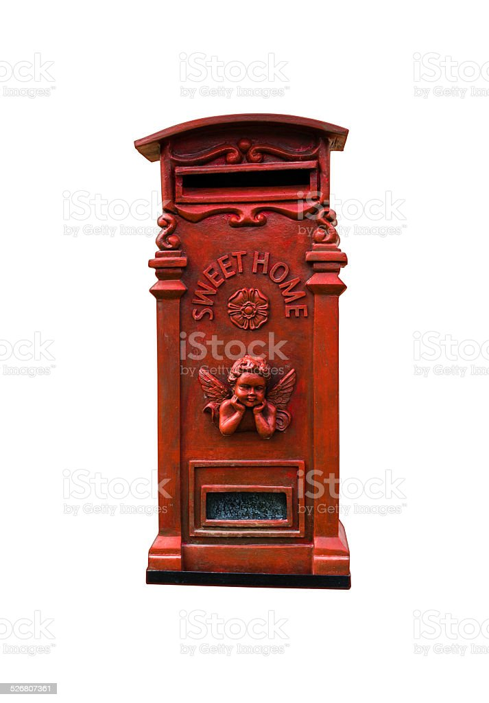 The Antique Mailbox Stock Photo Download Image Now Istock