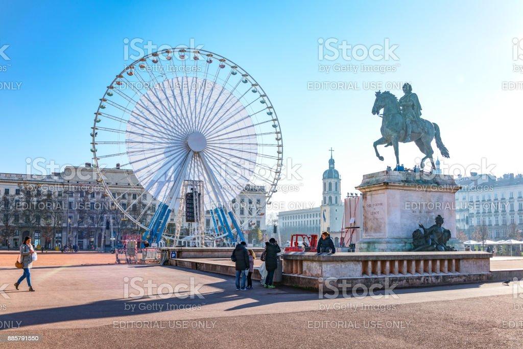 Les architectures de Lyon - Photo