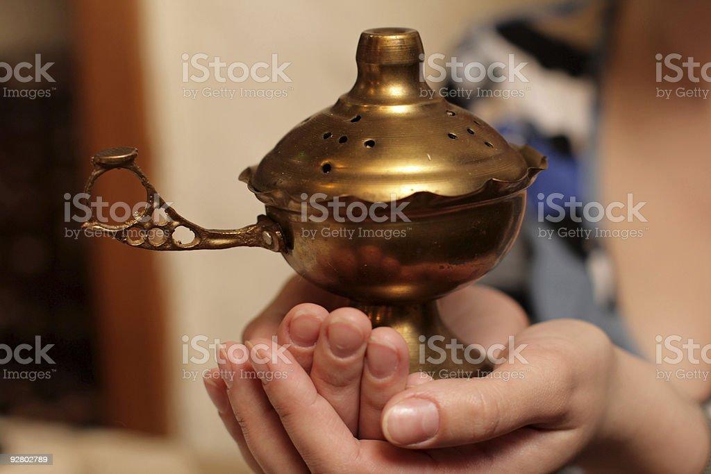 The aromatizer stock photo