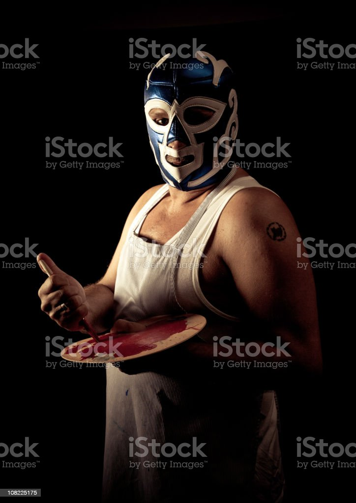 the artist known as furio stock photo