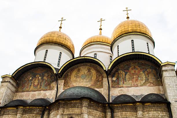 la cattedrale dell'assunzione - ferragosto foto e immagini stock