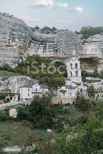 istock The Assumption Monastery of the Caves, Russia. 1330935797