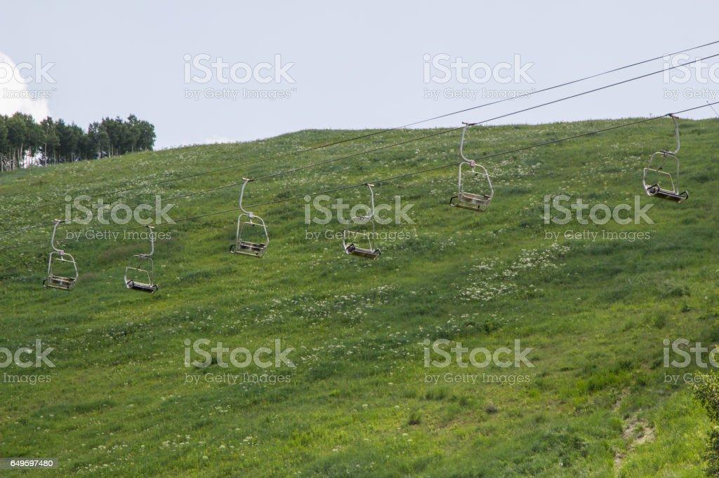 The Badaling Great Wall of China stock photo