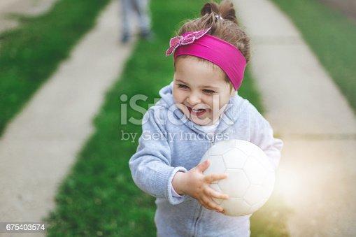 678589610istockphoto The ball is mine 675403574