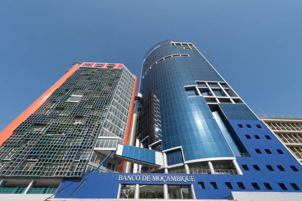 Die Bank von Mosambik, Maputo – Foto