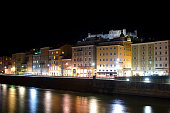 02/19/2020 - Salzburg, Austria\nSalzburg is an Austrian city with a well-preserved pedestrian old town with medieval and baroque buildings. It is the birthplace of the famous composer Mozart.