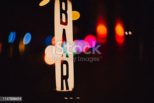 Bar Counter, Bar - Drink Establishment, Berlin, Nightlife, vintage,