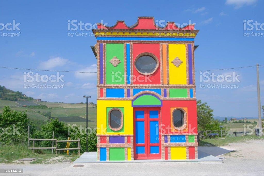The Barolo's Chapel - foto stock