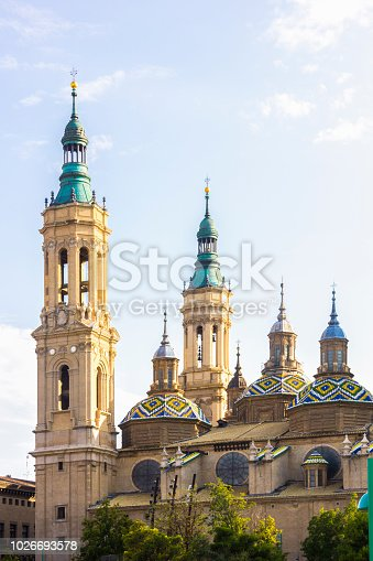 Zaragoza, also called Saragossa is the capital city of the Zaragoza province and of the autonomous community of Aragon, Spain. It lies by the Ebro river and its tributaries, the Huerva and the Gállego, roughly in the center of both Aragon and the Ebro basin.