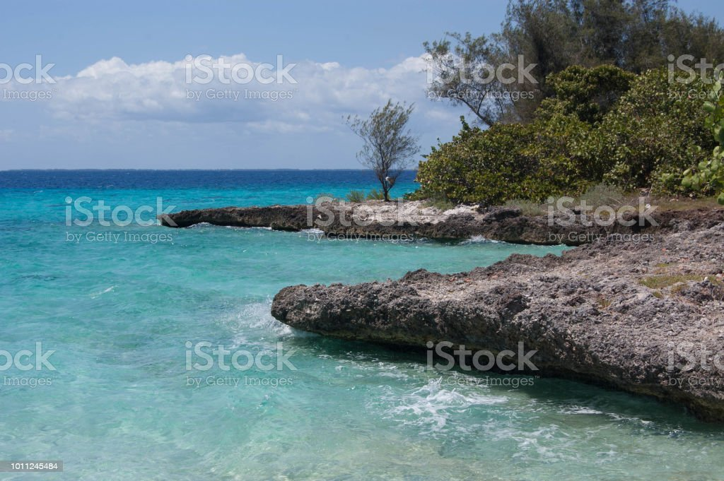 The Bay of Pigs stock photo