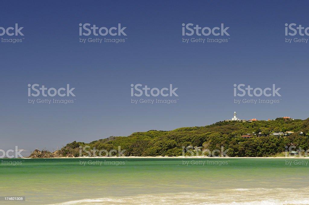 The Bay royalty-free stock photo