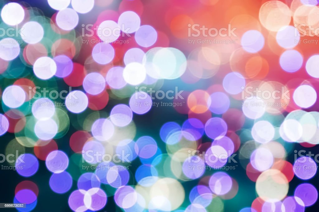 The Beautiful bokeh blur background. royalty-free stock photo