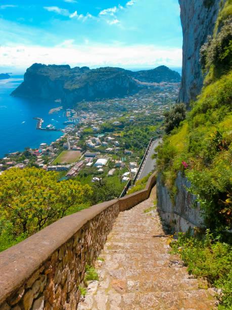 Die schöne Insel Capri – Foto