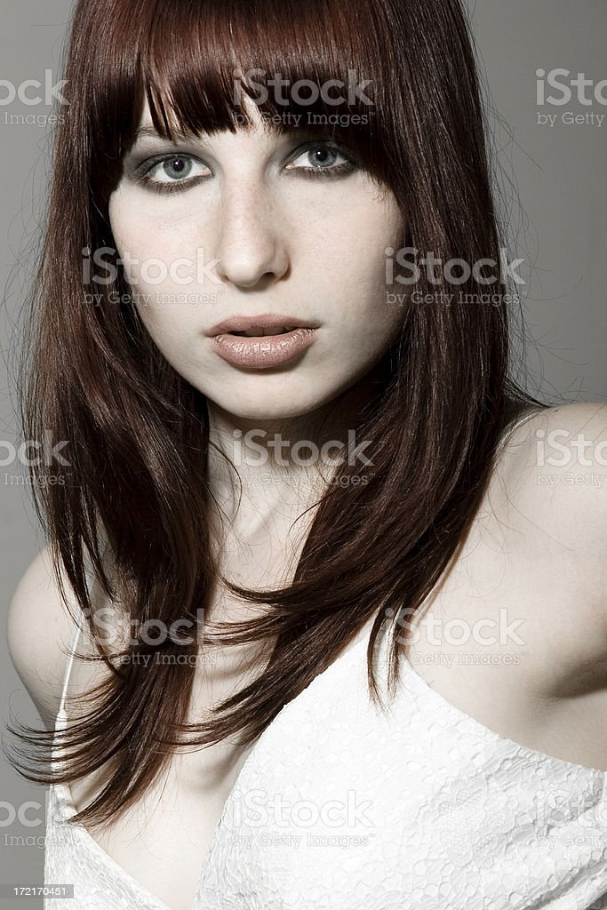 The beautiful Marie royalty-free stock photo