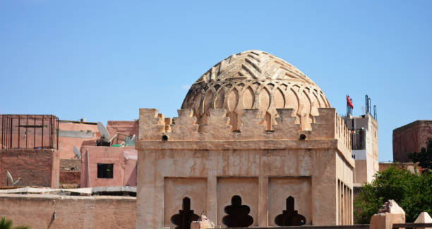 the beautiful oriental architecture