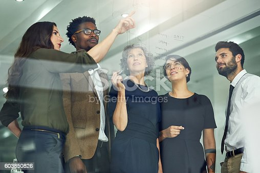 istock The beginning of another success story 603850826