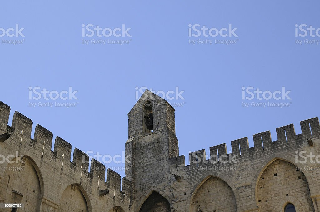 La campana di Avignone royalty-free stock photo
