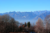 istock The Belluno valley a beautiful autumn day 1276562640