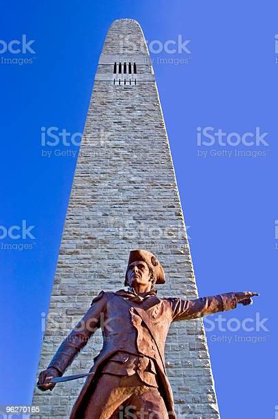 The Bennington Battle Monument