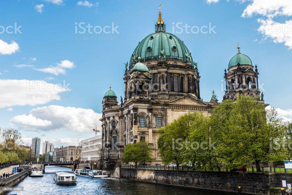 Der Berliner Dom (Berliner Dom) in Berlin, Deutschland – Foto