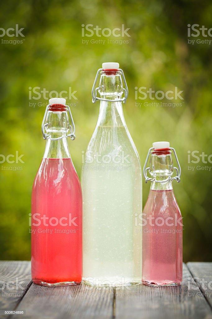 The berry Limonade – Foto