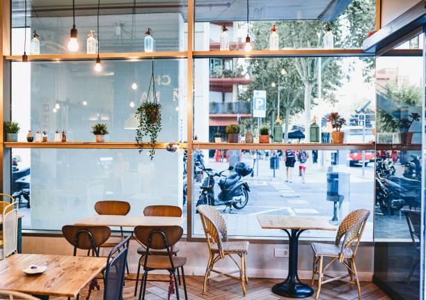 城裡最好的咖啡館 - small business saturday 個照片及圖片檔