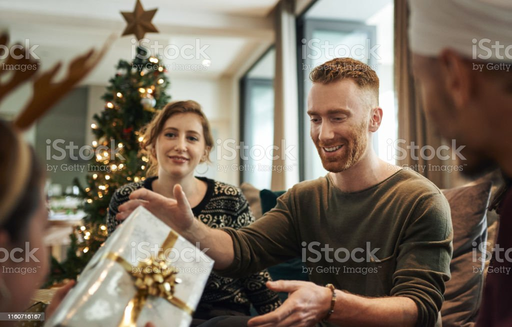 The best gift in life is friendship - Royalty-free Adult Stock Photo