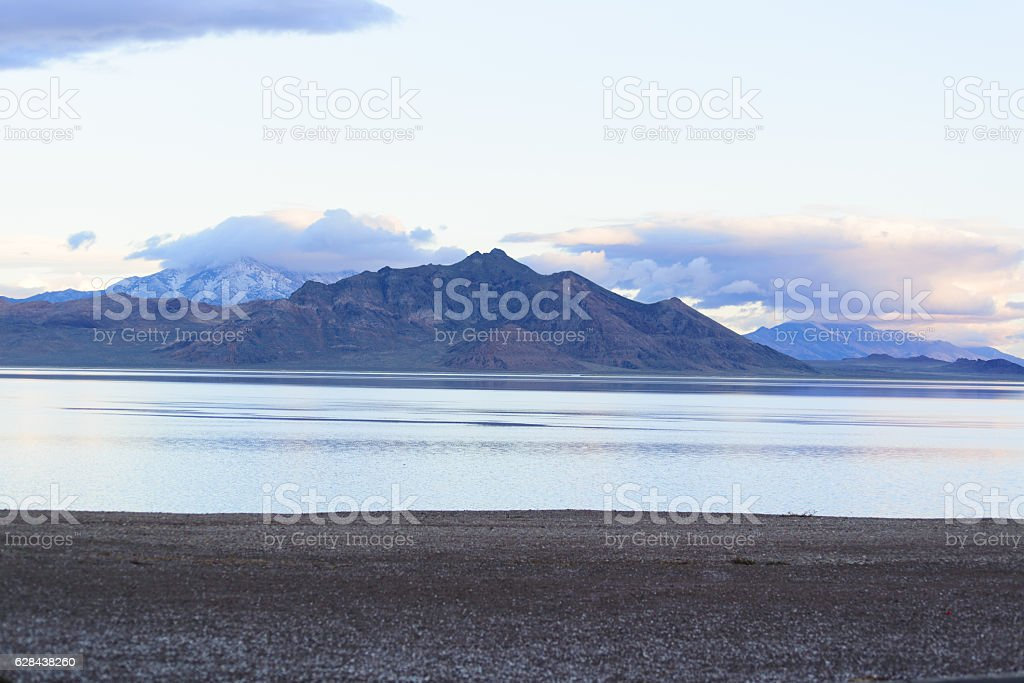 The best lake view stock photo