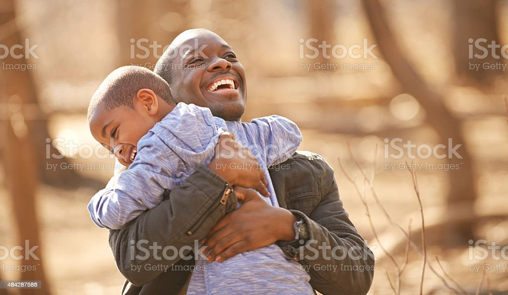 The best place to be is inside your hugs stock photo