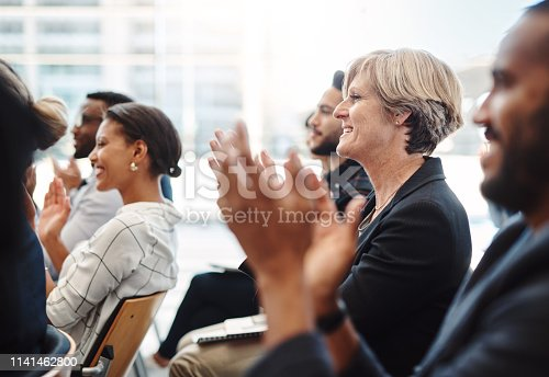 istock The best presentations leave an audience inspired 1141462800