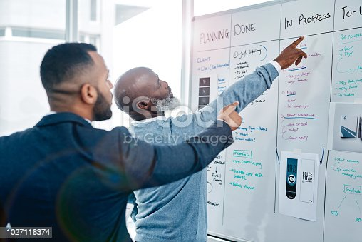 istock The best progress comes from teamwork 1027116374