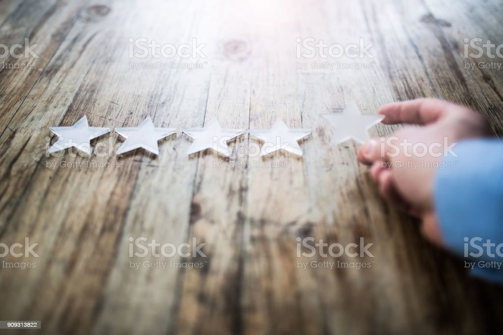 The best rating stock photo