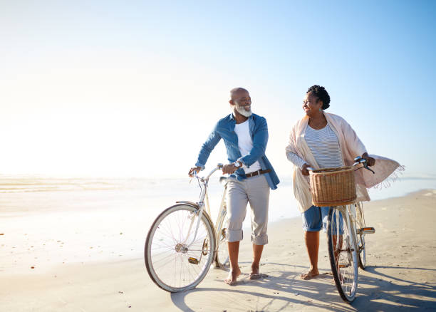 The best ride of life has been alongside you stock photo