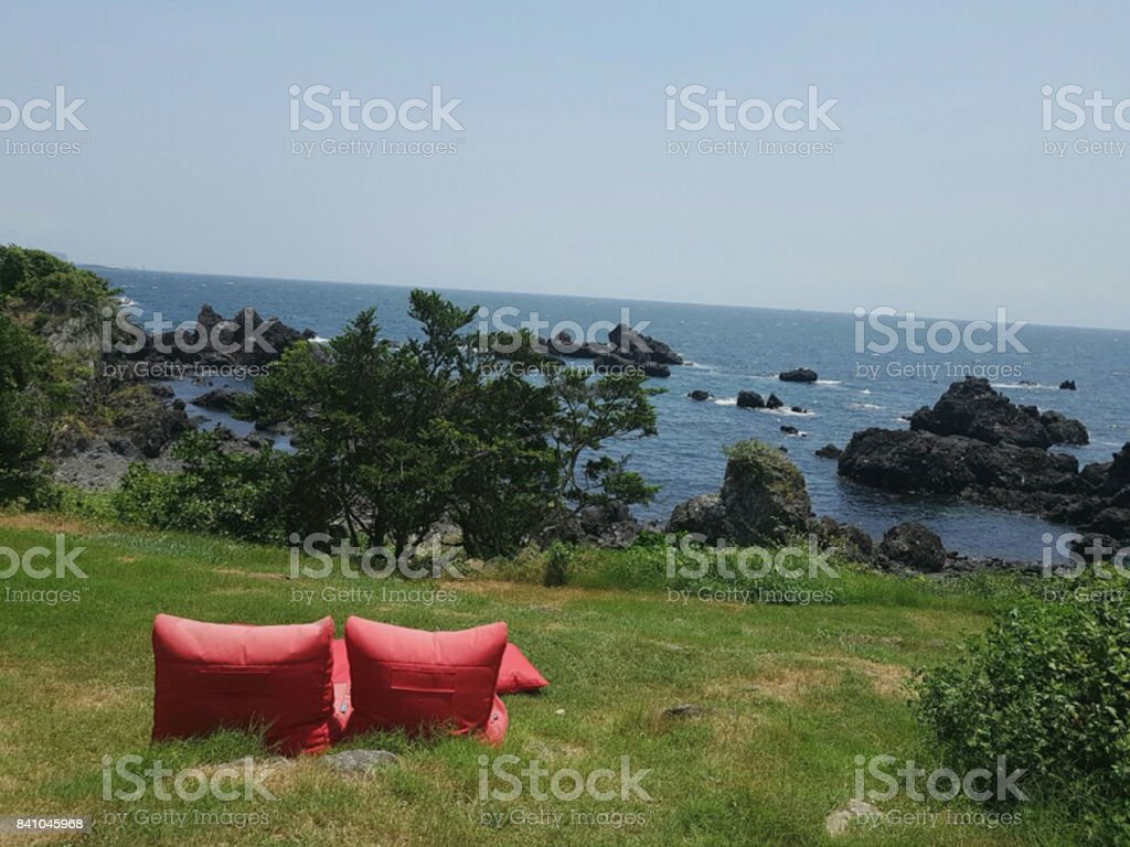 the best seats stock photo
