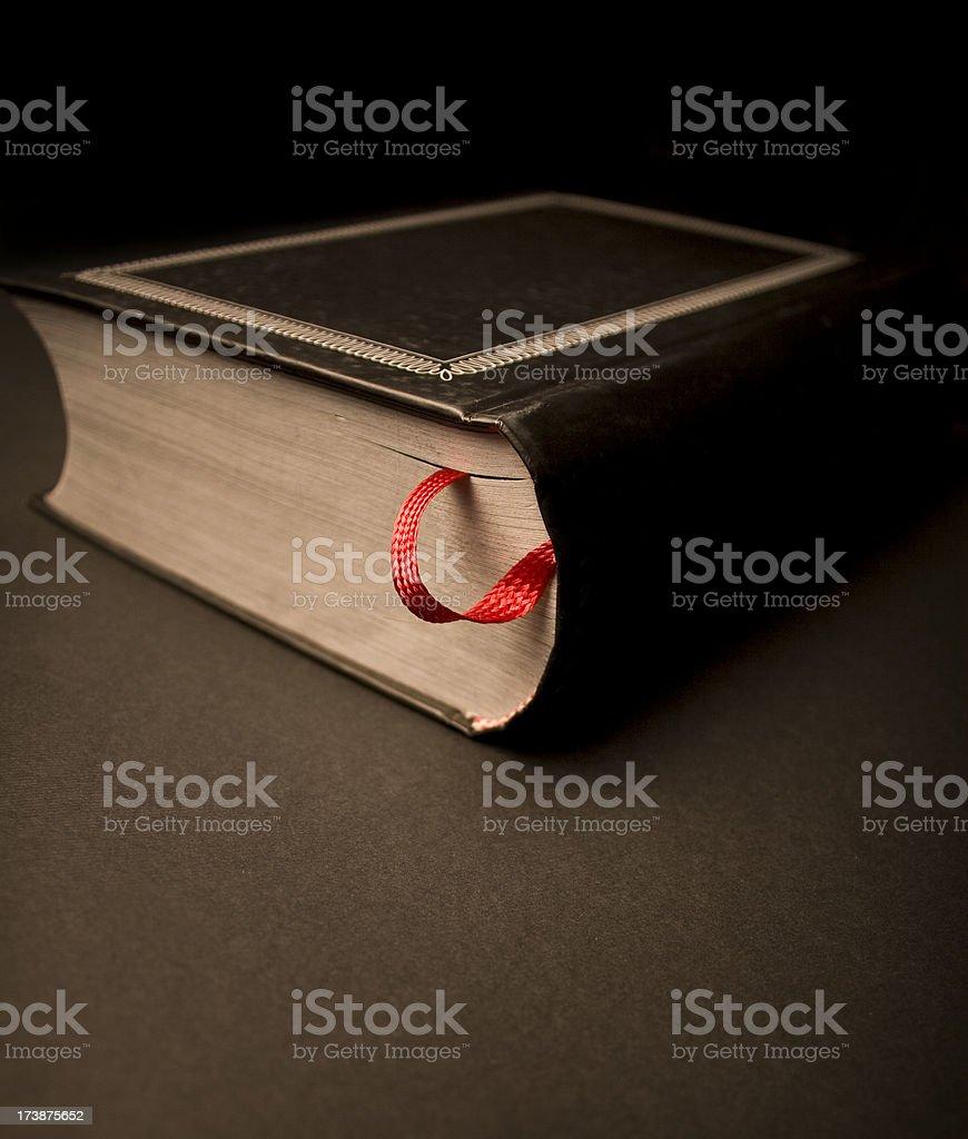 the big book stock photo