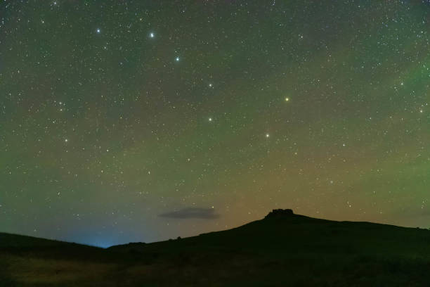 The Big Dipper The Big Dipper big dipper constellation stock pictures, royalty-free photos & images