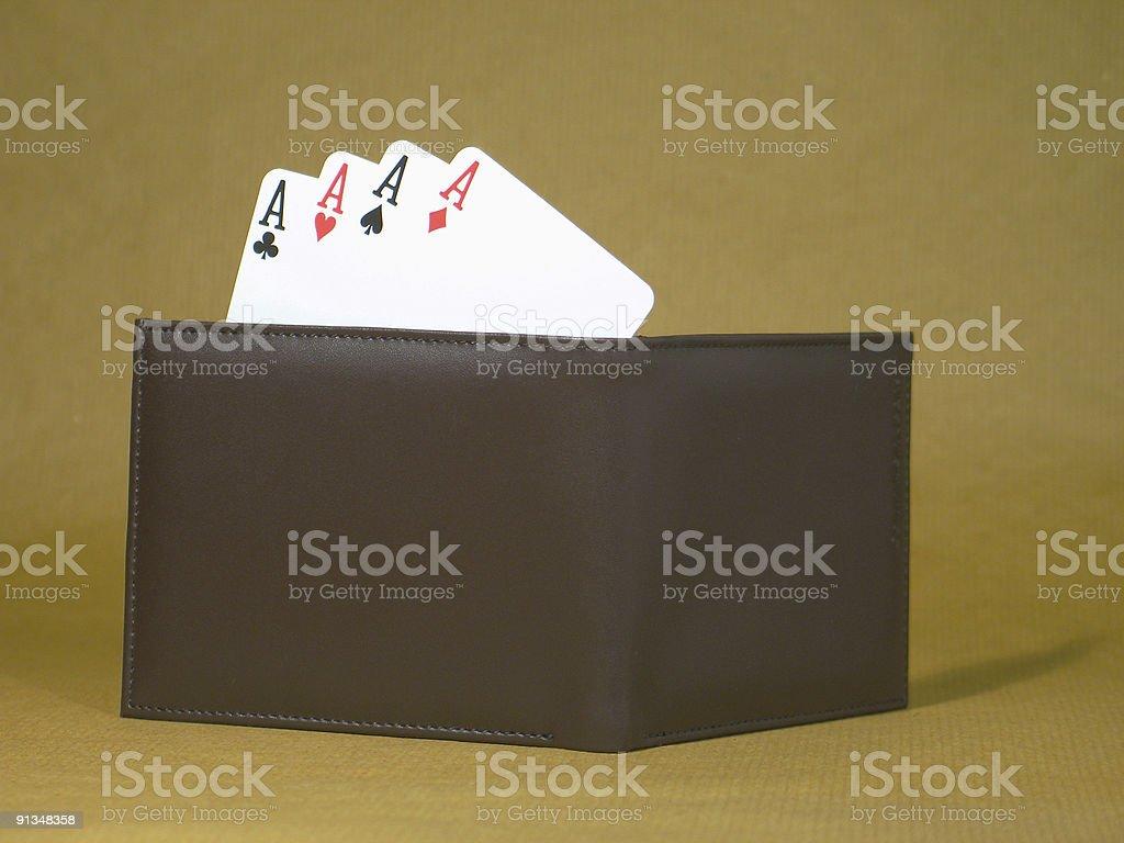 The Big Gamble 3 royalty-free stock photo
