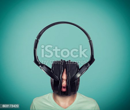 istock The big headphones 603173420