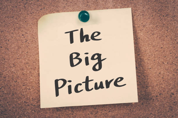 The Big Picture The Big Picture the bigger picture stock pictures, royalty-free photos & images