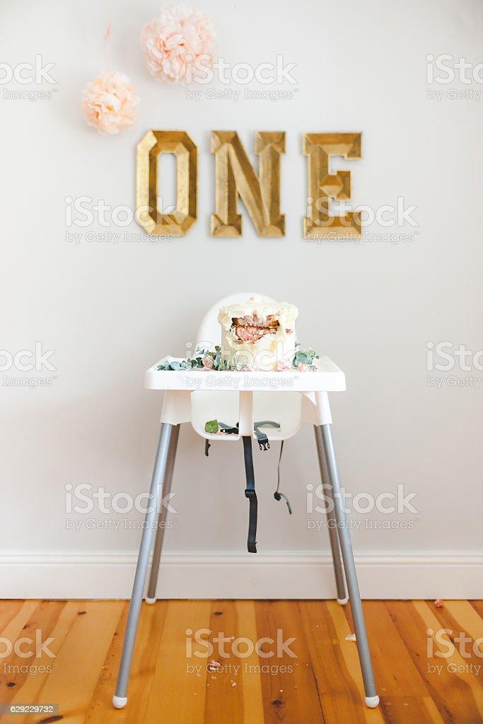 The Birthday stock photo